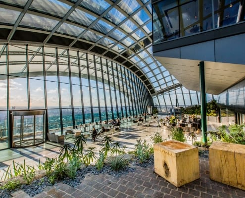 Sky Garden TOR Systems Customer