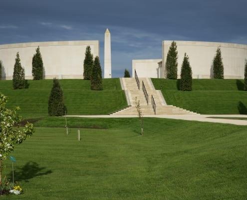 National Memorial Arboretum TOR Systems Customer
