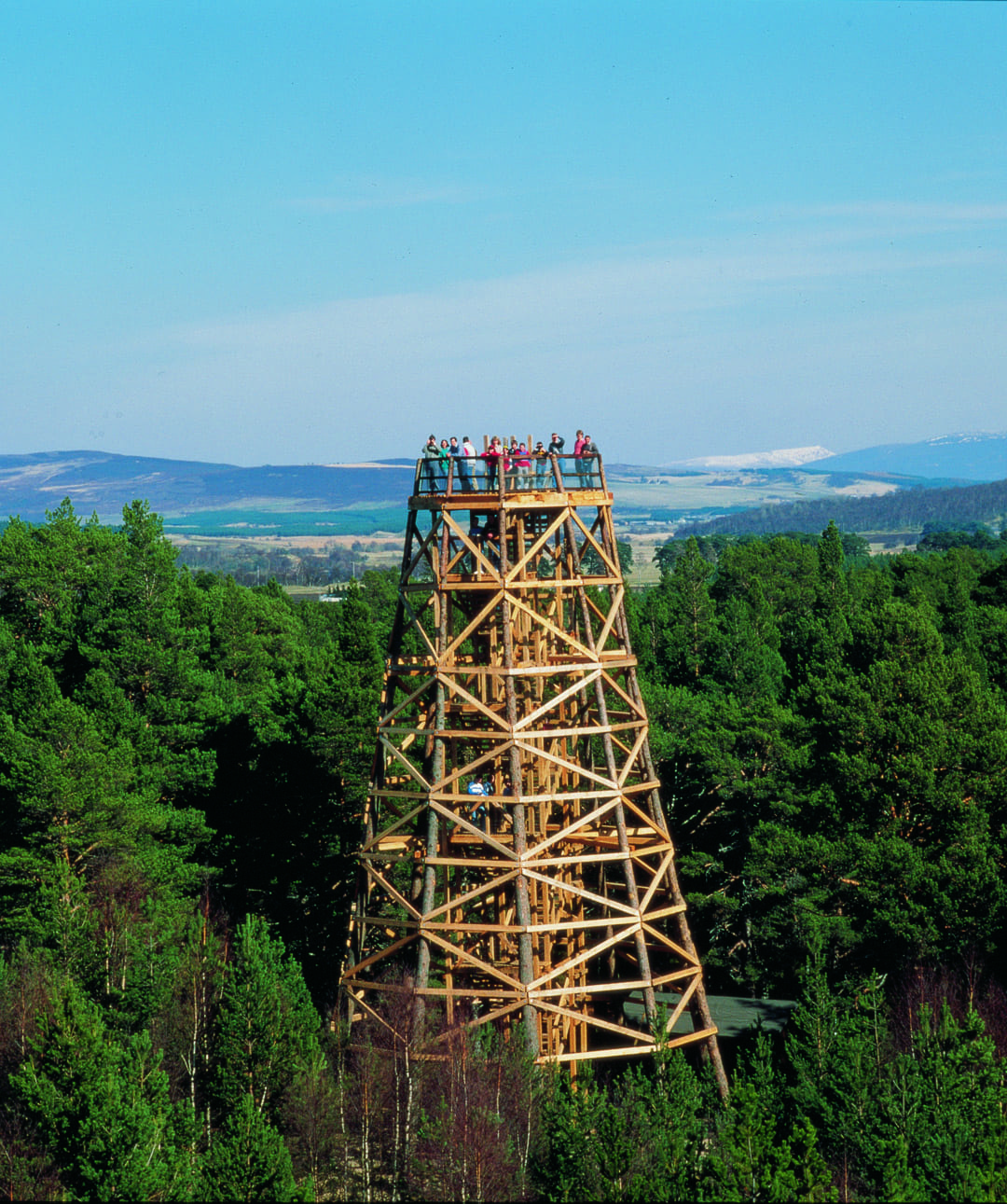 LANDMARK ADVENTURE PARK TOR Systems customer