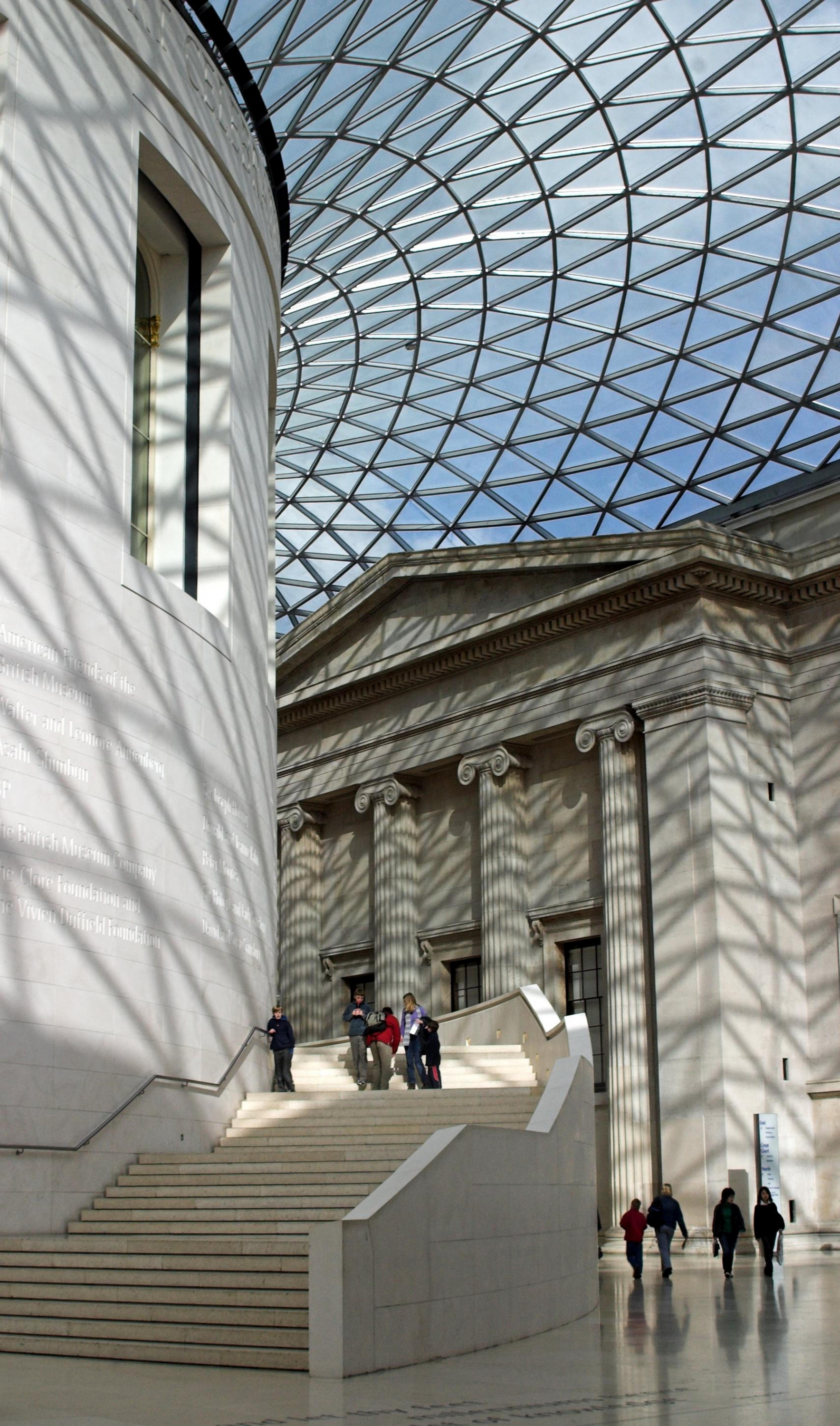 British Museum TOR Systems